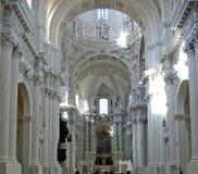 En la catedral - Munich Foto de archivo
