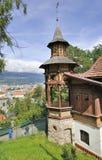 En la colina de Bergisel Fotos de archivo