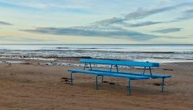 En la costa. Imagenes de archivo