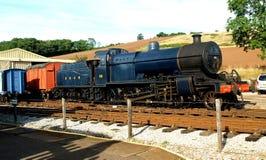 88 en la estación de Washford Imagen de archivo