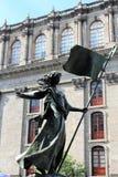 En la estatua de Guadalajara Beatriz Hernandez Fotos de archivo