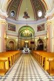 En la iglesia Fotos de archivo
