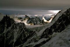 En la luz Imagen de archivo
