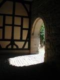 En la luz Imagen de archivo libre de regalías