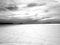 En la manera… Foto de archivo