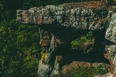 En la montaña Fotos de archivo libres de regalías