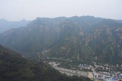 En la montaña Fotografía de archivo libre de regalías