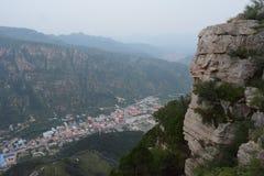 En la montaña Foto de archivo libre de regalías