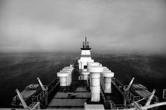 En la niebla Fotografía de archivo