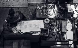 En la planta Foto de archivo