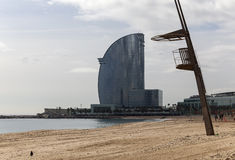 En la playa Imagen de archivo