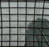 En la prisión de la urbanización Fotos de archivo