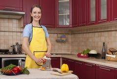 En la serie de la cocina Fotos de archivo