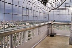 En la torre en Berlín imagen de archivo libre de regalías