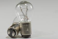 En lampa för medel Royaltyfria Foton