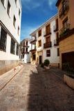 En las calles de Córdoba Imagenes de archivo