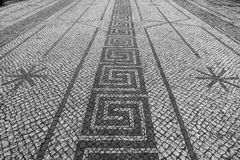 En las calles de Lisboa Fotos de archivo