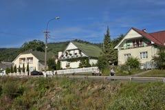 En las calles de Polyana Foto de archivo libre de regalías