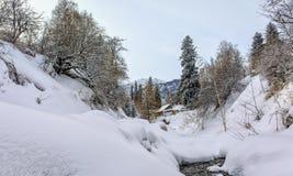 En las montañas Fotos de archivo