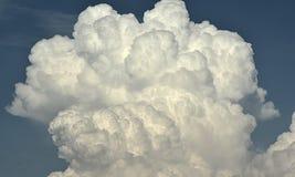 En las nubes Imagenes de archivo