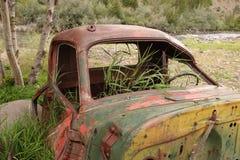 En lastbilkropp Arkivfoto