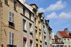 En Laye de St Germain, França - podem 2 2016: ce pitoresco da cidade Fotos de Stock