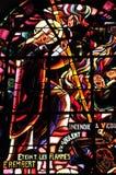 En Laye de St Germain, França - podem 2 2016: Churc de St Germain Fotos de Stock
