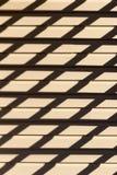 En lek av skuggor Arkivfoto