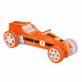 En leksakbil Fotografering för Bildbyråer