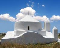 En liten kyrka Arkivbild