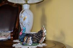 En liten tacksägelsedekor 1 Royaltyfria Bilder