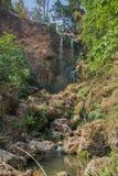 En liten vattennedgång Royaltyfri Bild