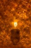 En ljus idé i mitt av förvirringar Royaltyfri Fotografi