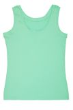 En ljusgrön sportskjorta Arkivbilder