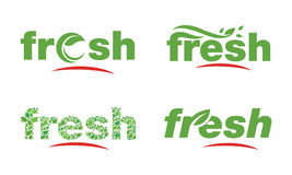 En Logo Template Royaltyfria Foton