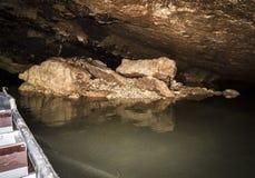 En los depósitos subterráneos Fotografía de archivo