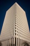 En lynnig Plazabyggnad Arkivbilder