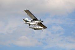 Maule M7 Seaplane Fotografering för Bildbyråer