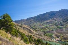 En Merida das montanhas andes venezuela Imagens de Stock