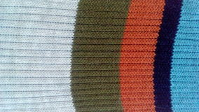 En modell av färgrika linjer Arkivfoto