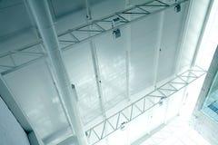 Väntande Hall arkitektur Royaltyfria Foton