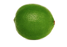 En mogen limefrukt () royaltyfri foto