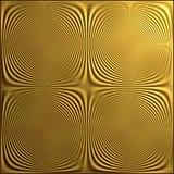 En Moiremodell som bildas av två uppsättningar av linjer Arkivfoto