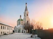 En monastère de Catherine Photo libre de droits