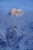 En montagnes Image libre de droits