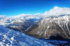 En montagnes images libres de droits