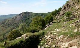 En montagnes de Macin Image libre de droits