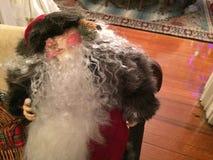 En mycket amerikansk fader Christmas arkivfoto