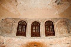 En nobel konstruktion vid Mughalsen Arkivbild