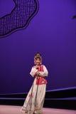 """En nonprofitmaking kvinnaförmedlare för vänner - västra Chamber†för Kunqu opera""""the  Arkivbild"""